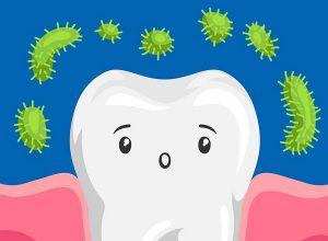 Con sâu răng