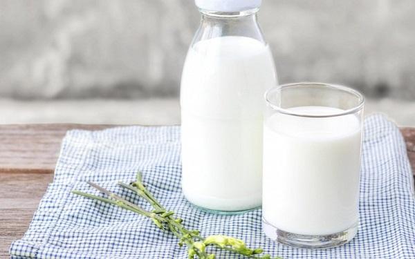 Bệnh viêm xoang không nên ăn sữa