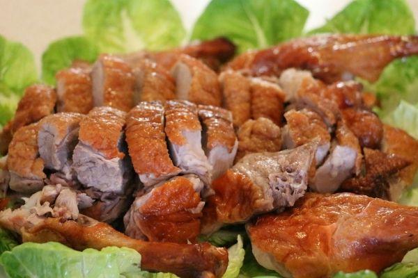 Đau răng ăn có nên ăn thịt vịt?